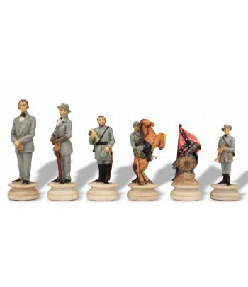 Ajedrez Guerra Civil Americana