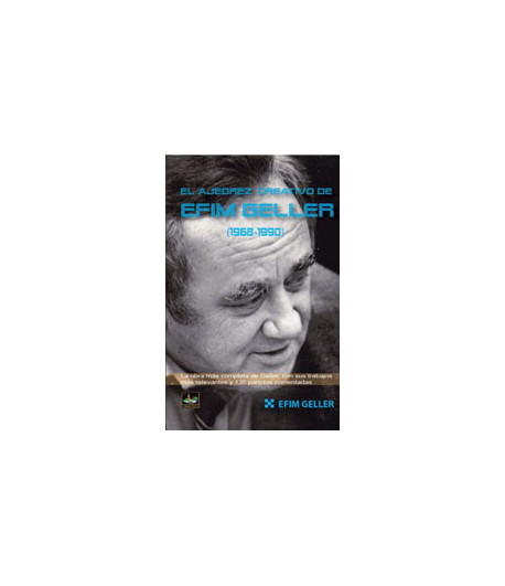 El Ajedrez creativo de Efim Geller 1968-1990 nº61
