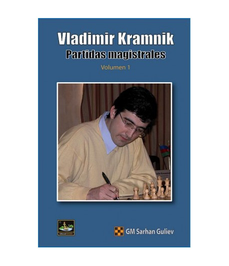 Vladimir Kramnik. Partidas Magistrales I nº 48