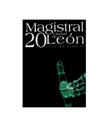 Magistral Ciudad de León 20 años de ajedrez