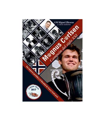 Magnus Carlsen. Campeón del...