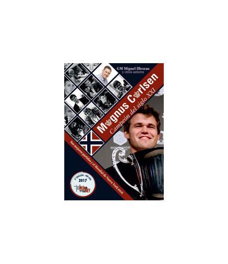 Magnus Carlsen. Campeón del siglo XXI