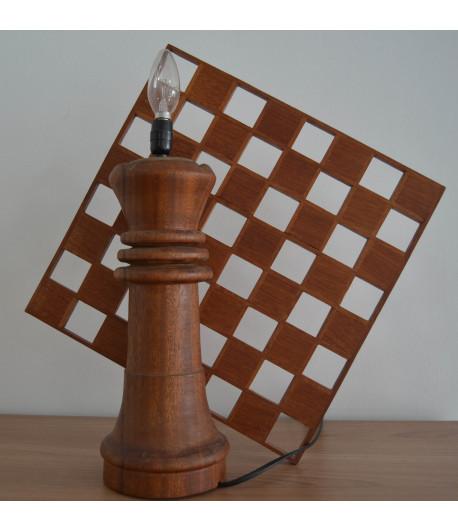 Lámpara de Ajedrez