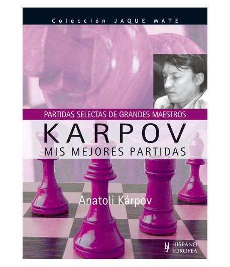Karpov, mis mejores partidas