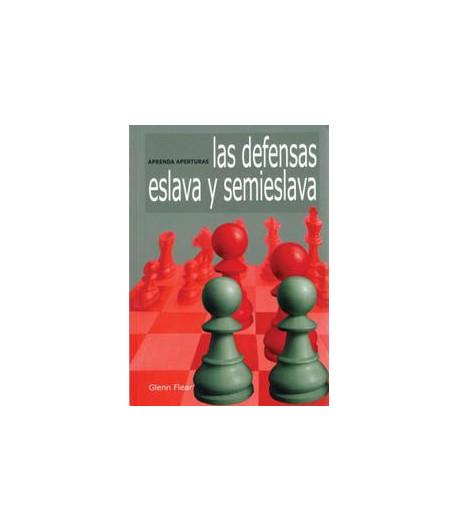 Aprenda aperturas. La defensas Eslava y semi-eslava