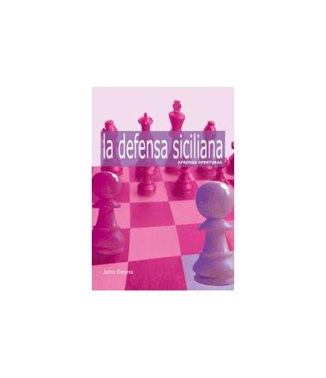 Aprenda Aperturas. La defensa Siciliana
