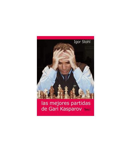 Las mejores partidas de Gari Kasparov I
