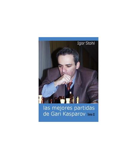 Las mejores partidas de Gari Kasparov II