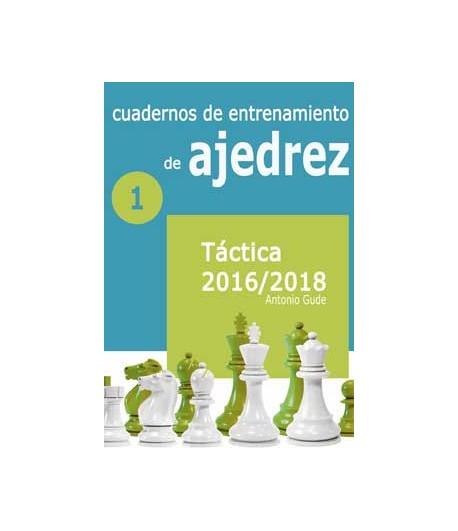 Cuadernos de entrenamiento de ajedrez. Tá