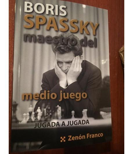 Boris Spassky Maestro del Medio Juego nº 75