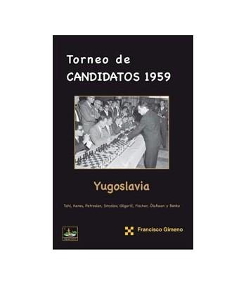 Torneo de Candidatos 1959...