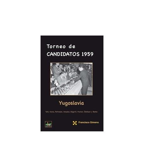 Torneo de Candidatos 1959 nº 74