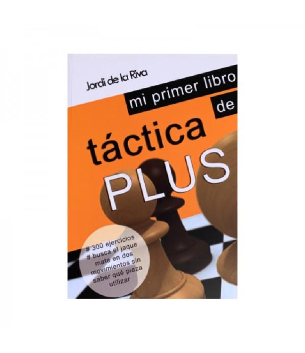 Portada Mi primer libro de táctica PLUS