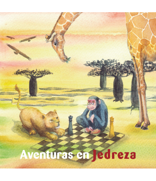 Libro: Aventura de Jedreza