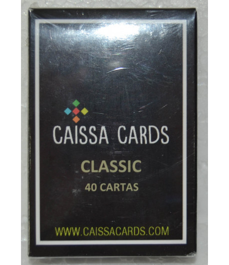 Cartas Caissa Cards